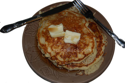 Recipes buttermilk pancakes