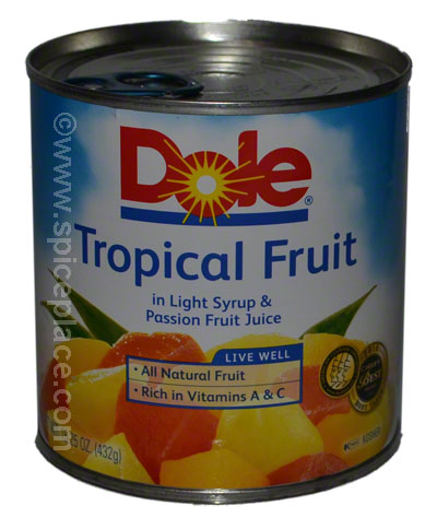 Dole Tropical Fruit Blend