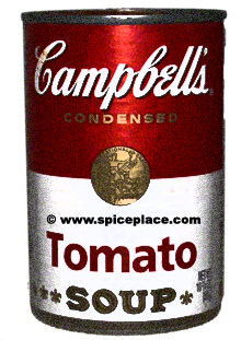 Campbell&#039;s Condensed Tomato Soup