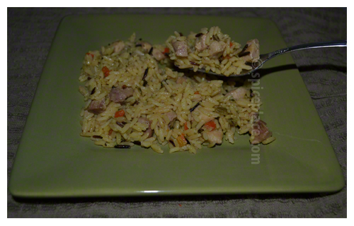 Zatarain&#039;s Creole Pilaf Mix with Chicken Recipe