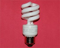 Compact Fluorescent 13 Watt, pkg of 8