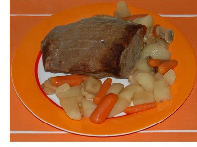 Recipes roast eye of round