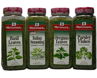 McCormick Italian Seasoning Collection
