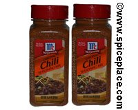 McCormick Chili Seasoning Mix 2 x 11.5oz 326g