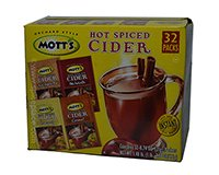 Motts Hot Spiced Cider Variety Pack