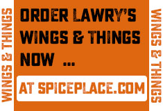 Lawry's Wings & Things Seasoning - Order at SpicePlace.com
