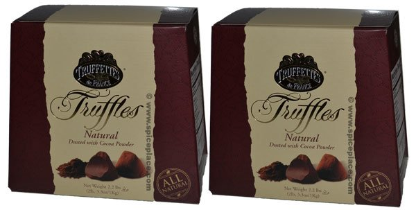 This is a two pack. Each pack is 1 kilogram of Truffettes. Each package contains 2 pouches.