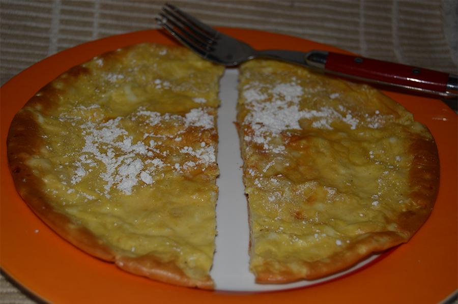 Crepe Pancake Breakfast