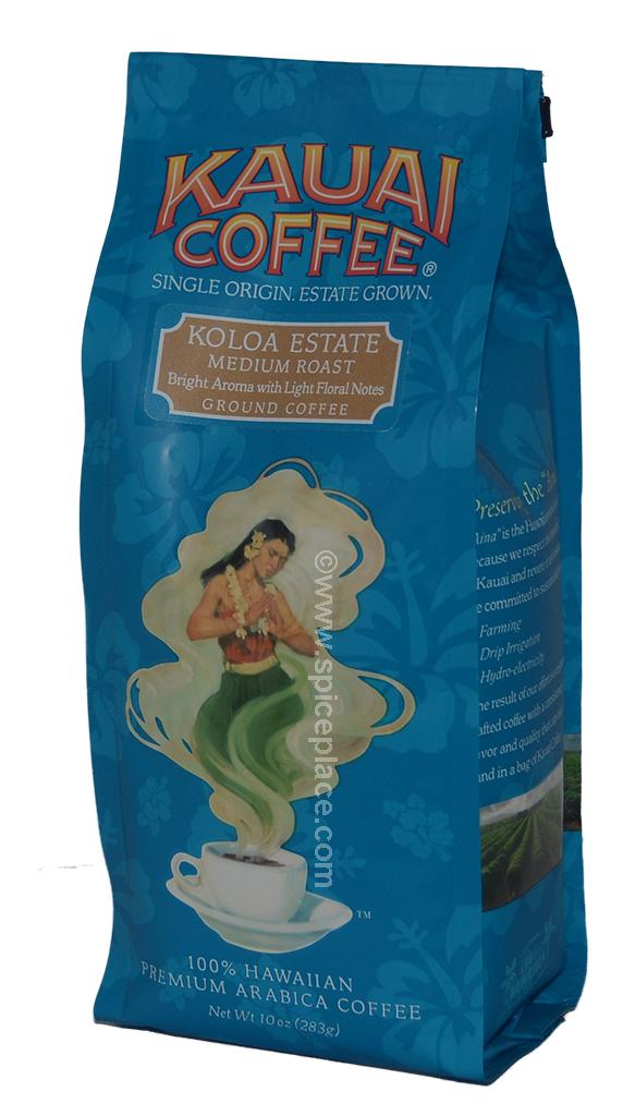Ground Koloa Estate Coffee Package