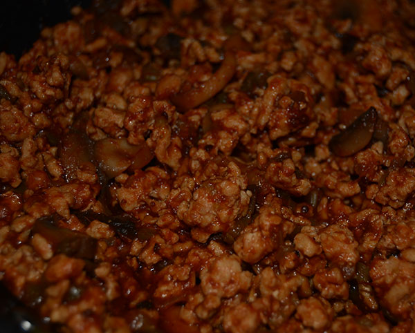 Prepared Sloppy Joes In Pan - Ready To Serve