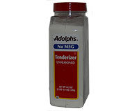 Adolph's Tenderizer 44.5oz (2.77lbs) 1.26kg