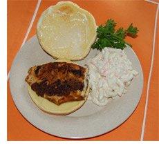 Cajun Catfish Sandwich