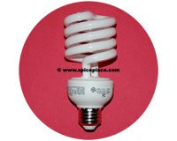 Compact Fluorescent Lamp, 26 watt pkg of 6