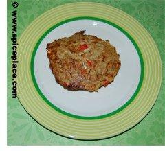 Prepared Delmarva Crab Cake
