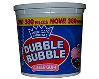 Dubble Bubble Individually Wrapped Gum