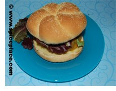 Gourmet Hamburger Recipe