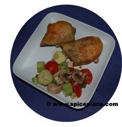Greek Seasoned Chicken