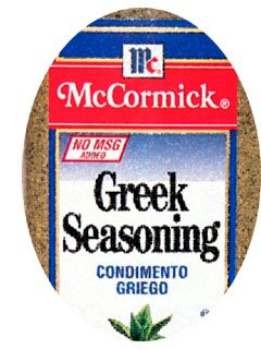 McCormick Greek Seasoning