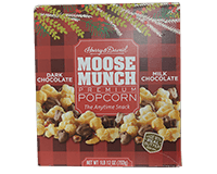 Harry and David Moose Munch