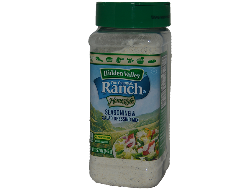 Hidden Valley Ranch Seasoning And Salad Dressing Mix 16oz 453g 15 25usd Spice Place