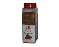 J.O. Steak Seasoning 24oz 680g