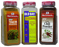 McCormick Favorite Seasoning Collections