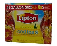 Lipton 1 Gallon Size Iced Tea Bag