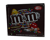 M&M's Brand Chocolate Candies, Carton of 36