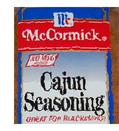 McCormick Cajun Seasoning