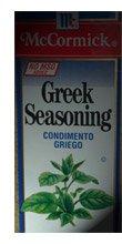 McCormick Greek Seasoning