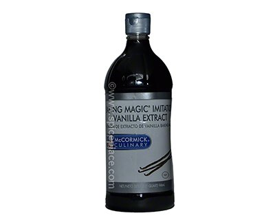Mccormick Baking Magic Imitation Vanilla Extract 1 Quart