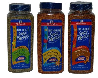 McCormick Big & Bold Seasonings