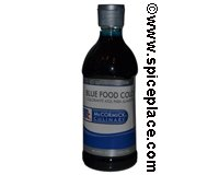 McCormick Blue Food Color 16 oz 0.47L