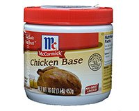 McCormick Chicken Base 16oz 453g