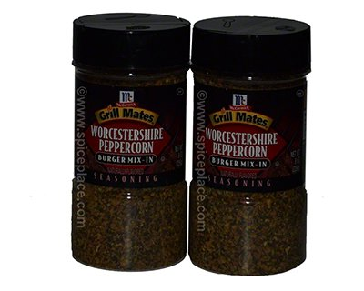 Mccormick Grill Mates Worcestershire Peppercorn Seasoning