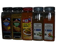 McCormick International Seasonings Collection