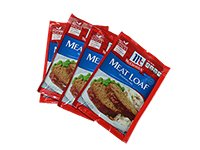 McCormick Meatloaf Seasoning 4 x 1.5oz 42g Pkts