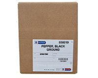 McCormick Pepper, Black Pure Ground 25 lbs 11.34kg