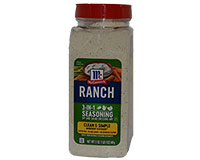 McCormick Ranch 3 in 1 Seasoning Dip and Dressing Mix 17oz 481g