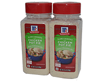 McCormick Slow Cookers Chicken Pot Pie Seasoning