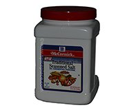 McCormick Traditional Seasoned Salt 4.5lb 2.04kg