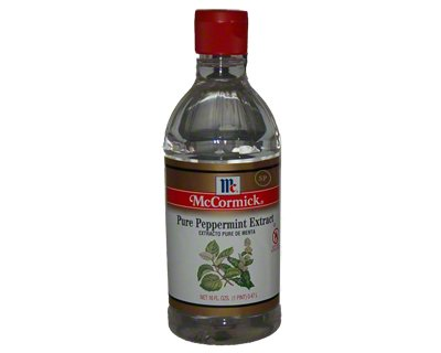 McCormick Pure Peppermint Extract, 16oz 0 47l