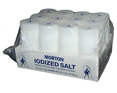 Morton Iodized Salt Sh...