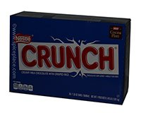 Nestle Crunch Bars