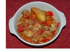 Picture of Old Bay Beef Stew