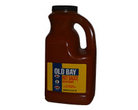 Old Bay Hot Sauce 64oz (2 qt) 1.89L
