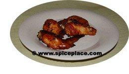 Oriental Chicken Wings
