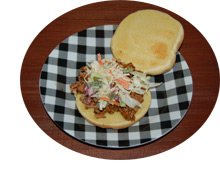 Carolina Pull Pork Sandwich