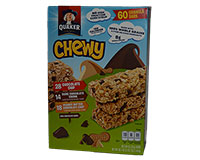 Quaker Chewy Granola Bars 60ct Variety Pack