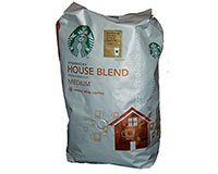 Starbucks House Blend Whole Bean Coffee